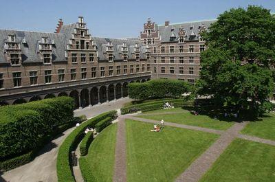 Universidad Amberes Bélgica