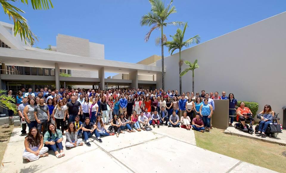 Bienvenida estudiantes