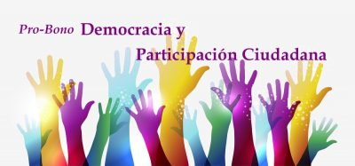 Pro Bono Democracia y Participación Ciudadana