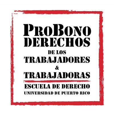 Logo Pro Bono Derechos de los Trabajadores y Trabajadoras