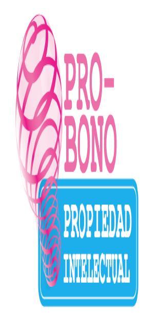 Logo Pro Bono Propiedad Intelectual