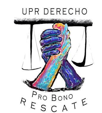 Logo Pro Bono Rescate