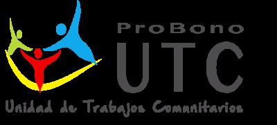 Logo Pro Bono Unidad de Trabajos Comunitarios