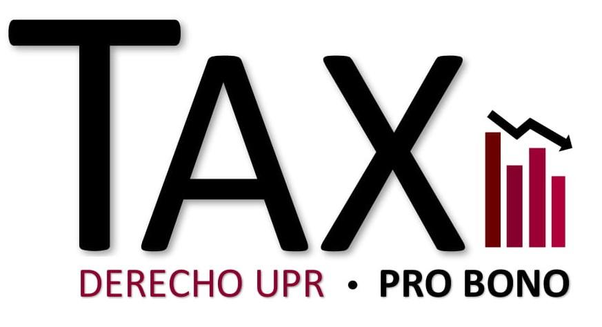Logo Tax Pro Bono UPR