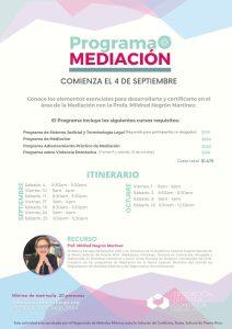 (EJC) Programa Mediación